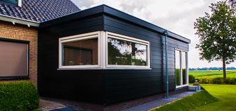 Thumbnail aanbouw woonkeuken Ouwster-Nijega