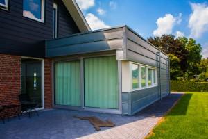 Levensloopbestendige aanbouw in Mildam