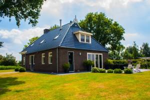 Nieuwbouw woonboerderij in Rotsterhaule